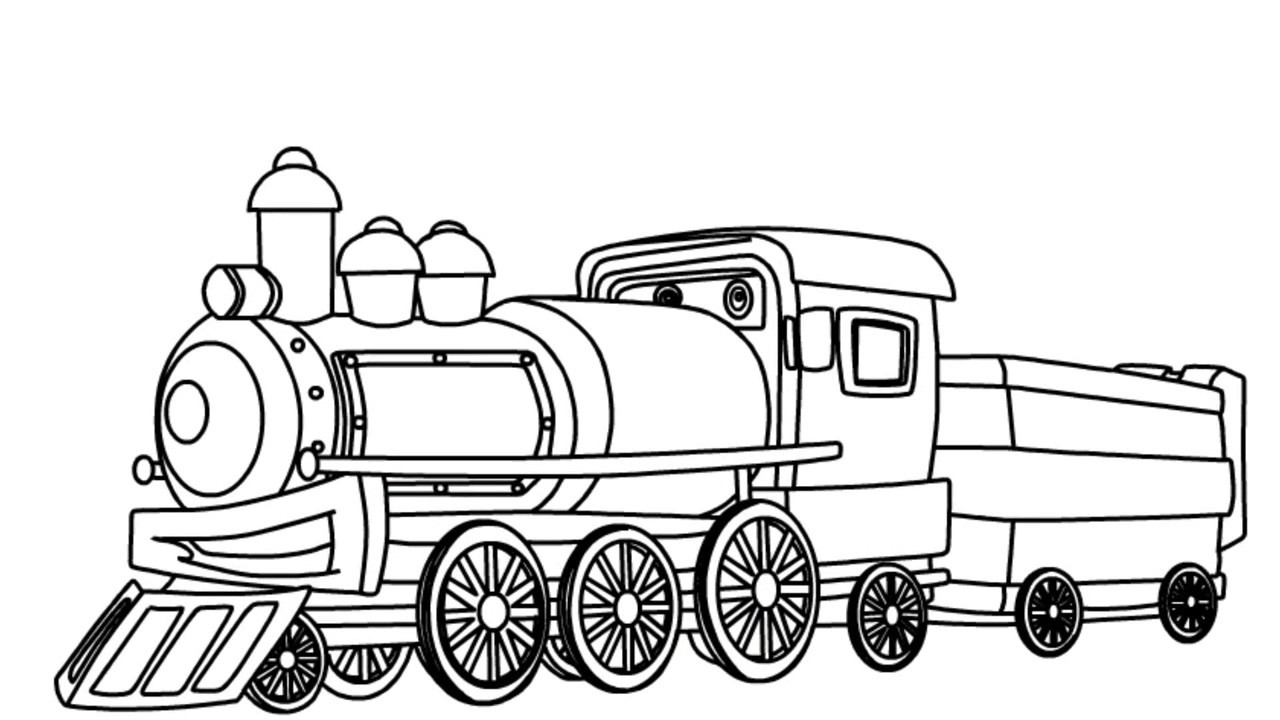 free coloring pages download steam engine train drawing at getdrawings free for personal of steam