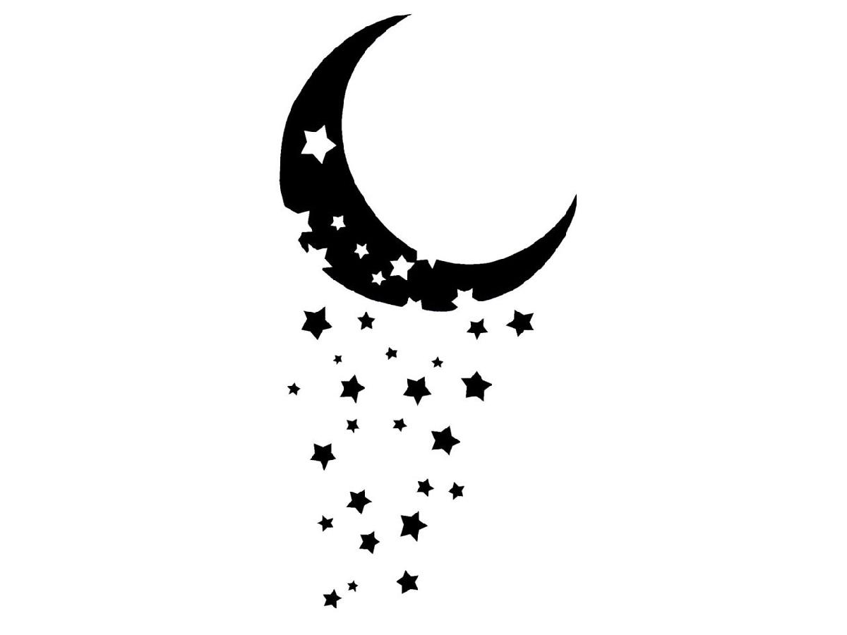 Sun Moon Stars Drawing At Getdrawings