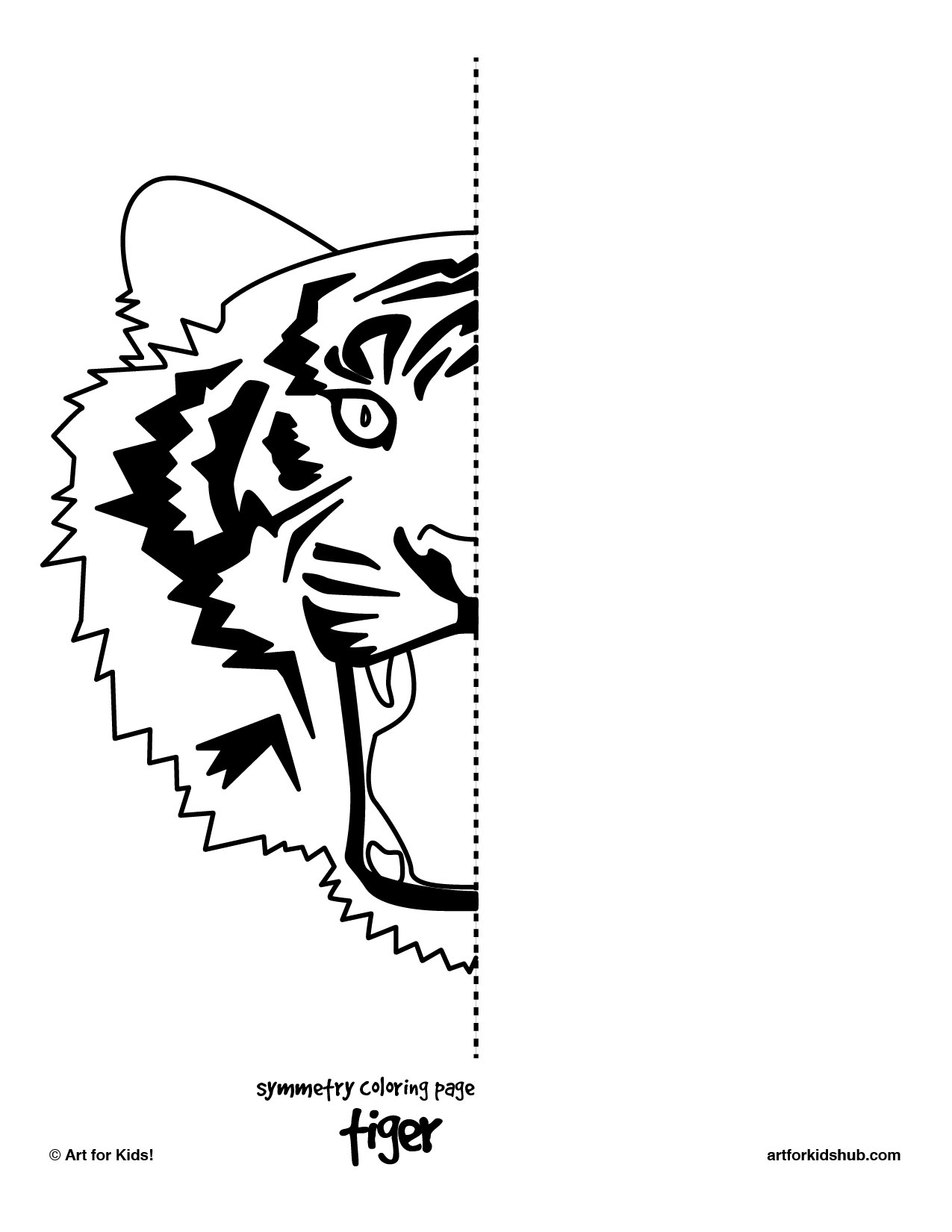 Symmetrical Drawing At Getdrawings
