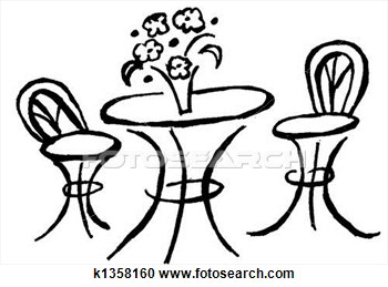 Coloring Chair And Table How To Color Drawing Pages To Color For Coloring Chair  And Table How To Color Drawing Pages To Color For Kids How To Draw Dining  ...