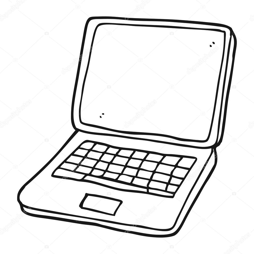 Tablet Computer Drawing At Getdrawings