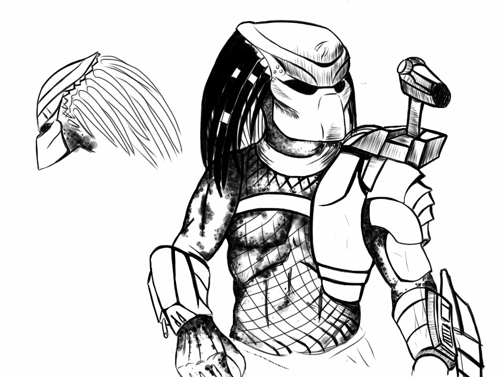 Terminator Drawing At Getdrawings