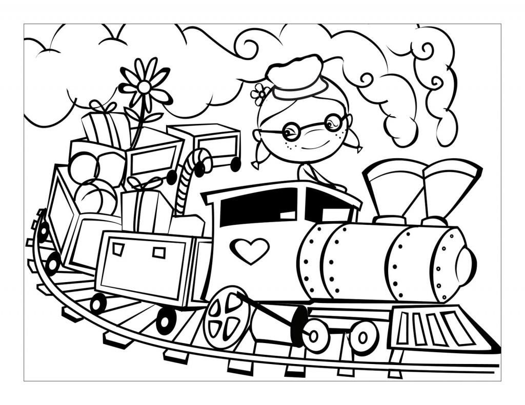 Train Car Drawing At Getdrawings