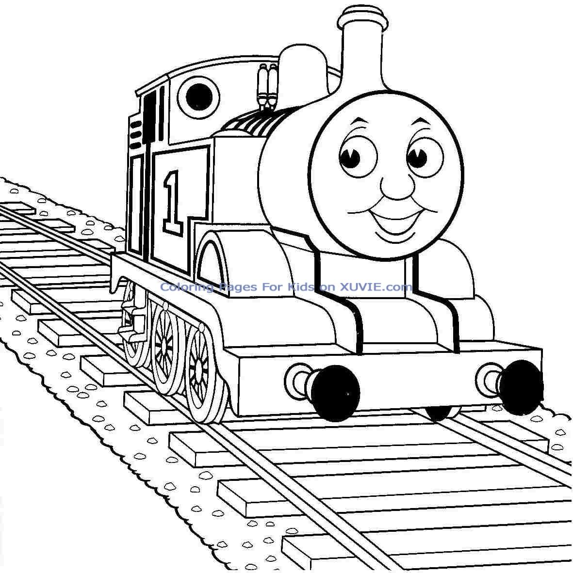 Railroad Track Clipart