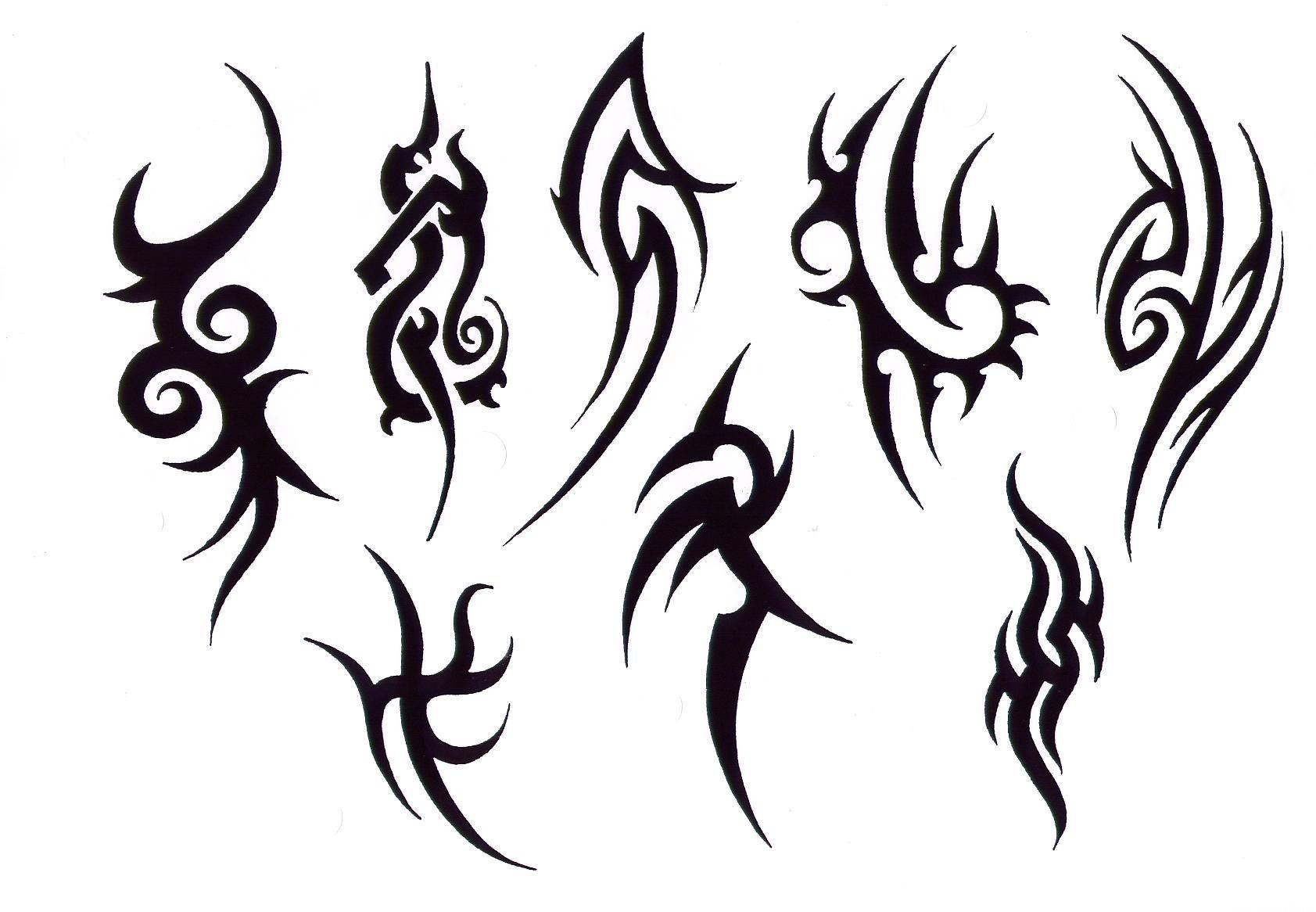Tribal Tattoo Drawing At Getdrawings