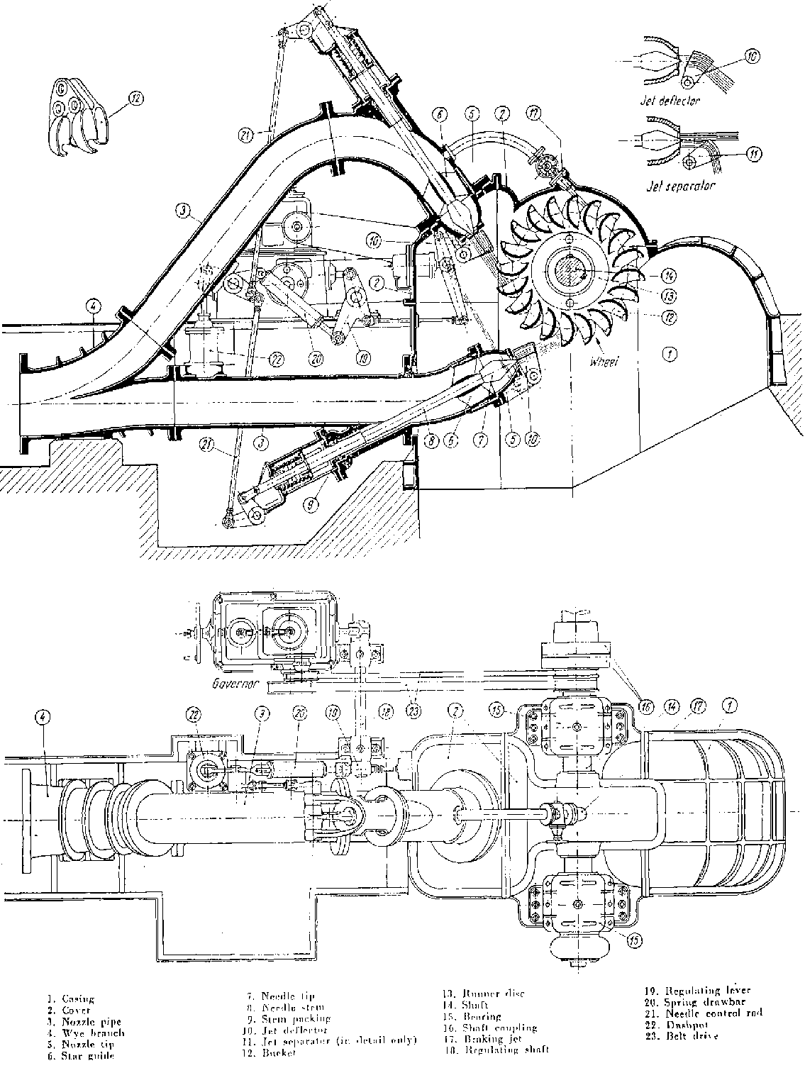 Turbine Drawing At Getdrawings