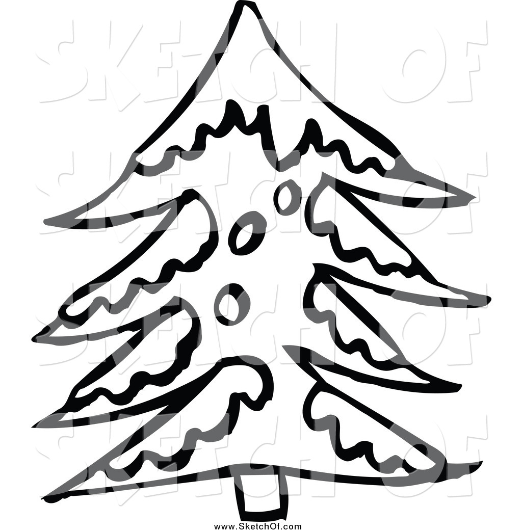 Winter Tree Drawing At Getdrawings