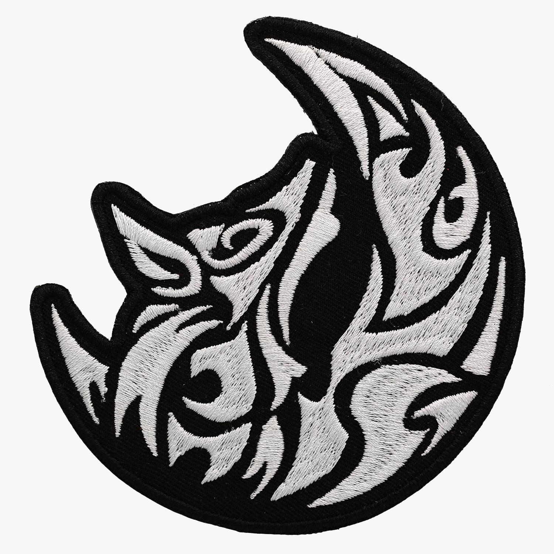 Wolf Howling At Moon Drawing At Getdrawings