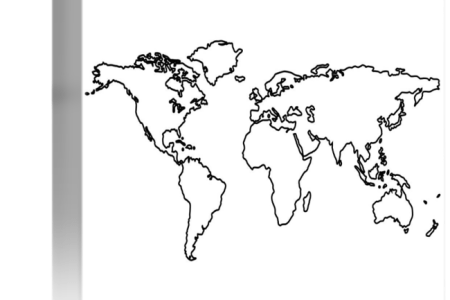 Black world map outline full hd pictures 4k ultra full wallpapers world map with compass tattoo stencil by tim williamson world map black and white outline world map outline geography world map black and white outline gumiabroncs Choice Image