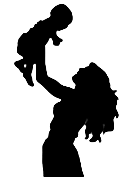 Image result for mother praying clipart