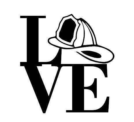 fireman silhouette clip art # 50