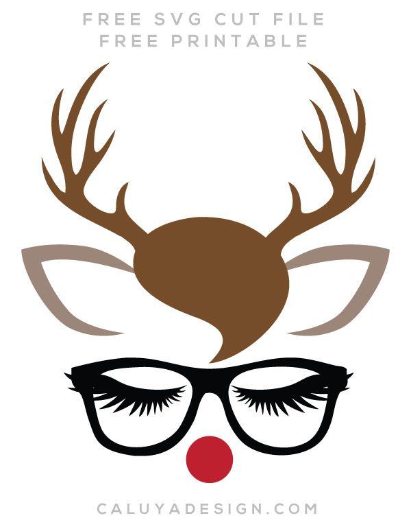 Download Free Printable Deer Silhouette at GetDrawings | Free download