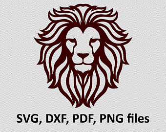 Lion Silhouette Vector At Free For