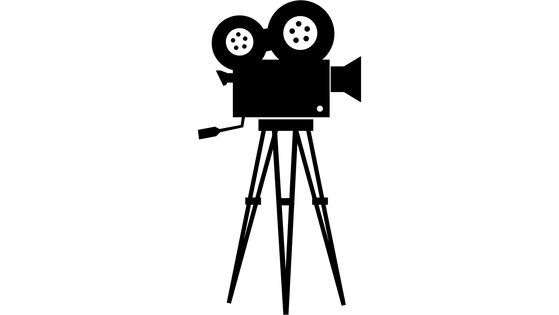 Movie Reel Silhouette At Getdrawings