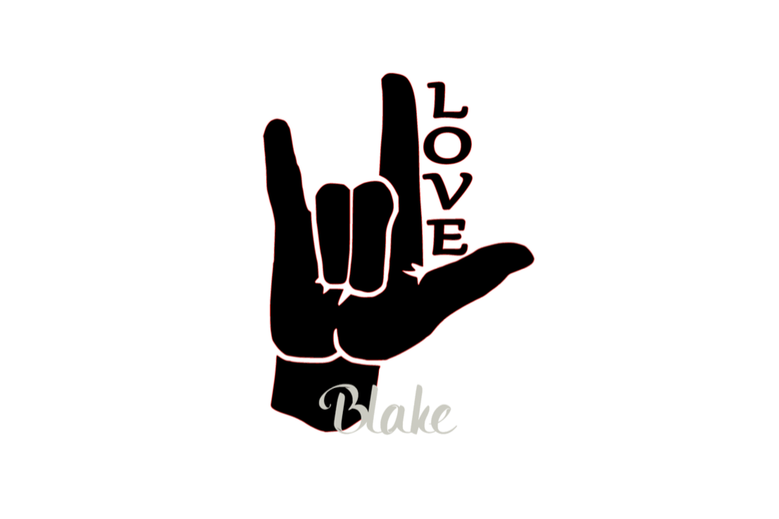 Download Sign Language Silhouette at GetDrawings | Free download