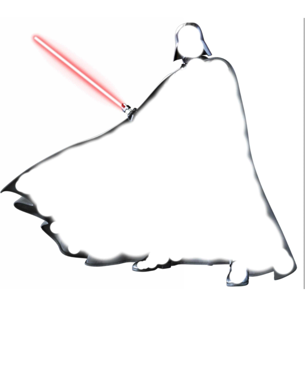 Star Wars Yoda Silhouette At Getdrawings