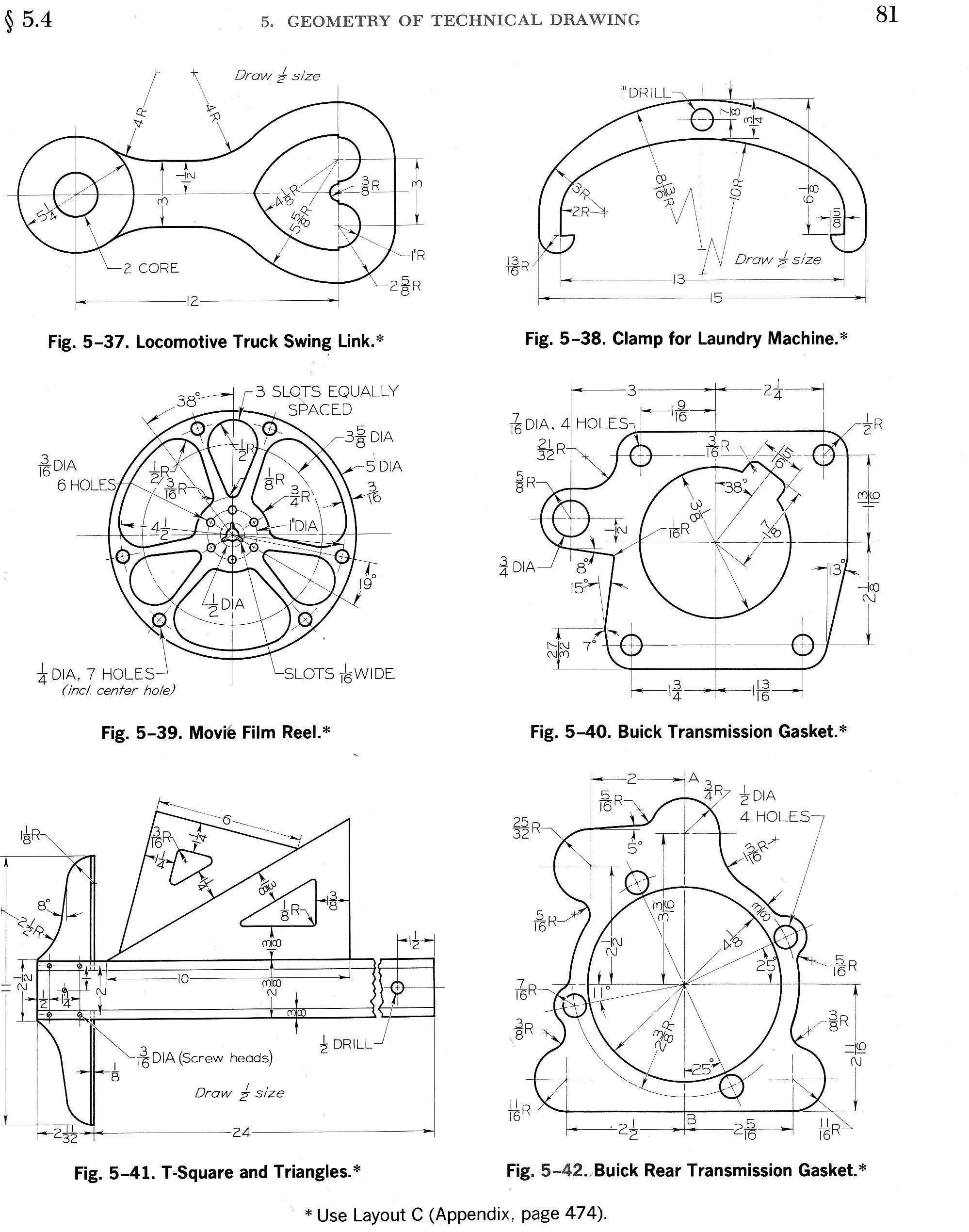 Engineering Drawing Symbols And Their Meanings At