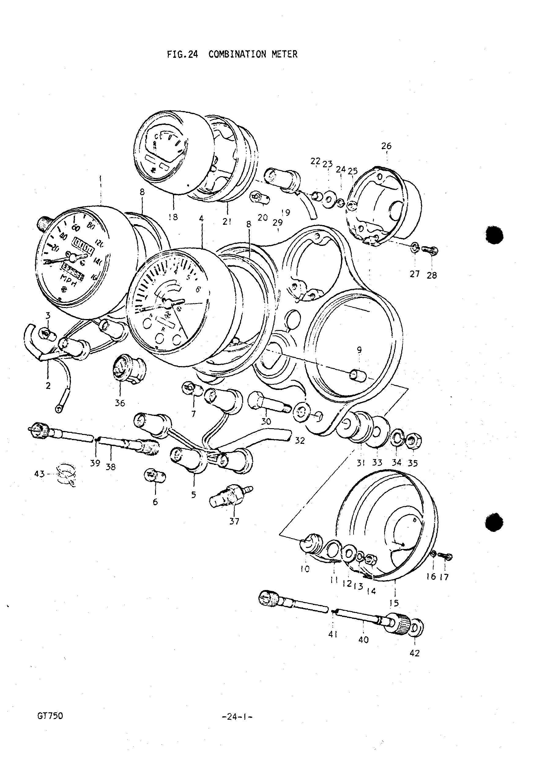 Tachometer Drawing At Getdrawings