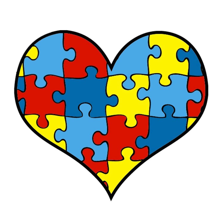 Autism Ribbon Vector At Getdrawings