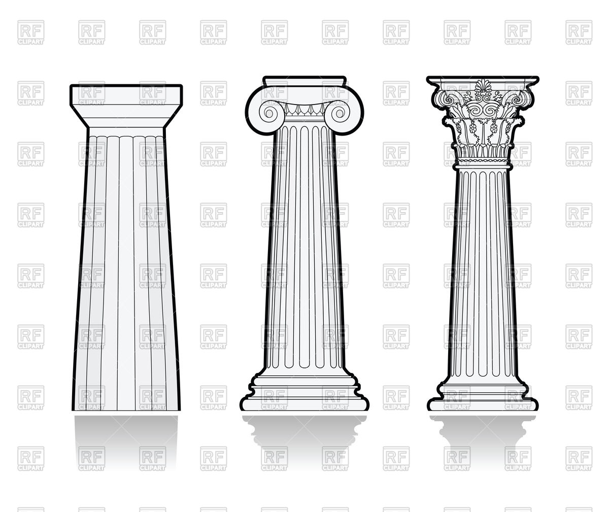 The Best Free Column Vector Images Download From 162 Free