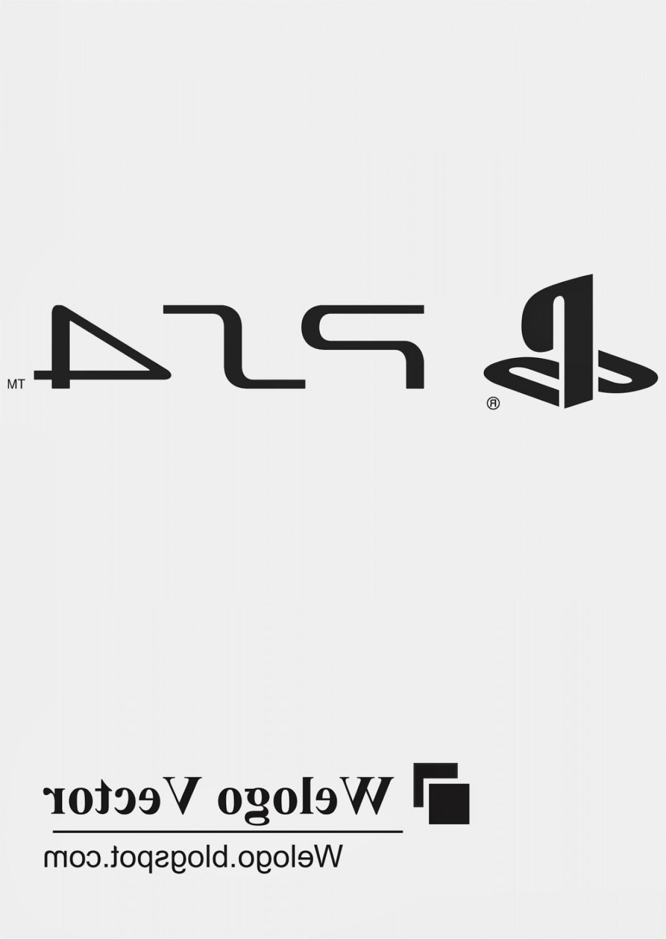 Playstation Logo Vector At Getdrawings