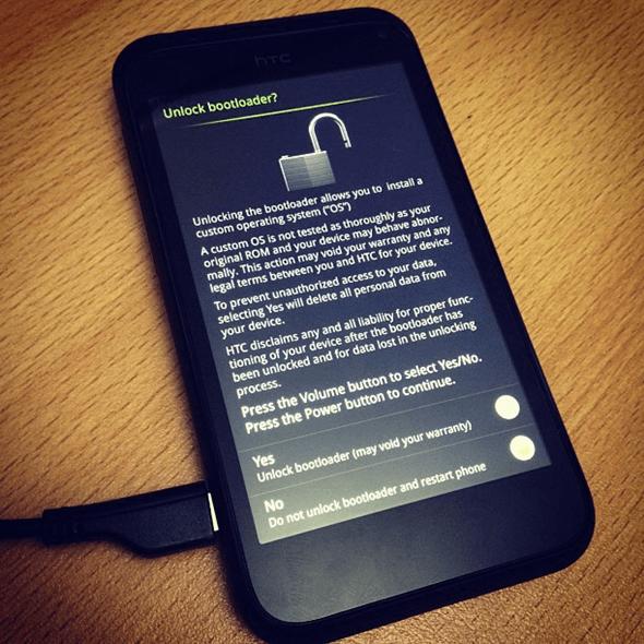 Bootloader Cyanogenmod