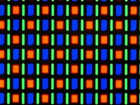 OLED Screen Microscope