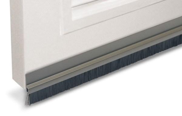 GDS 4 Vinyl Door Brush Seal