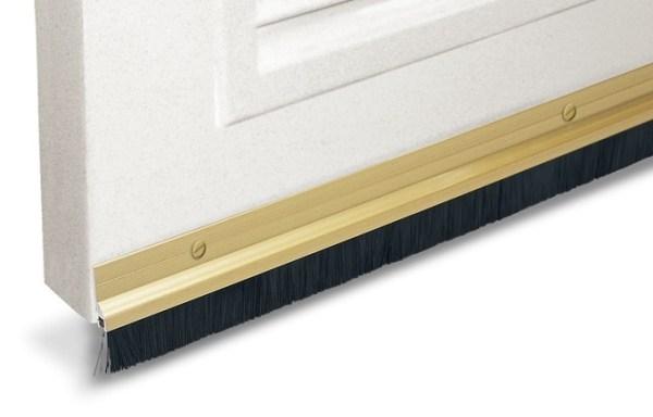 GDS 5 Aluminum Door Brush Seal