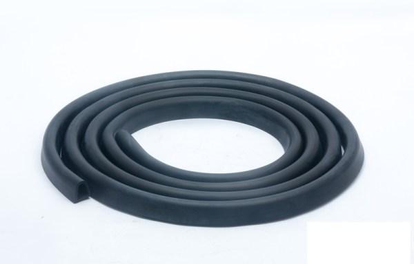 Rubber D Shape Energy Seals