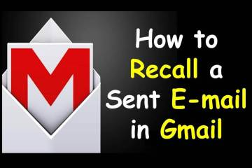 How to Unsend an E-mail in Gmail