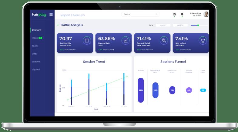 Customer portal Macbook