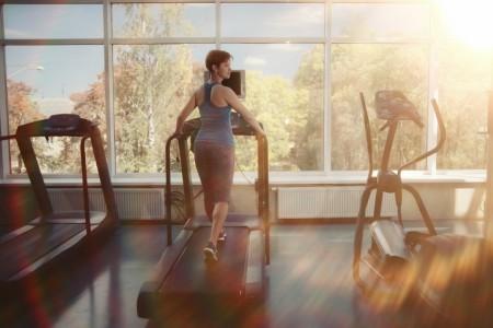 morning gym routine