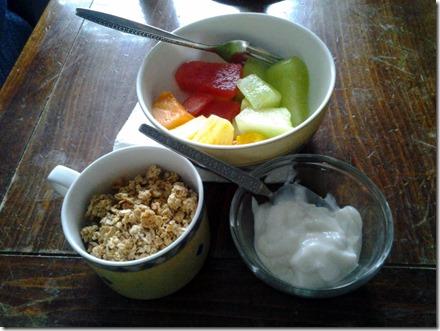 WIAW Breakfast July 31 2013