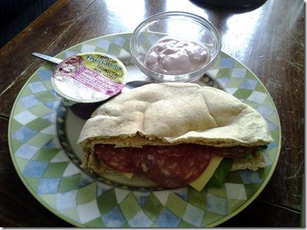 WIAW Lunch July 31 2013