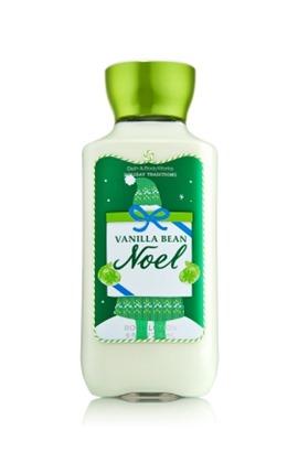 Vanilla bean noel Bath and Body Works December 2 2013