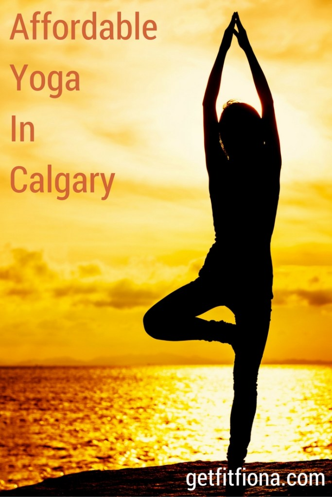 Affordable Yoga In Calgary