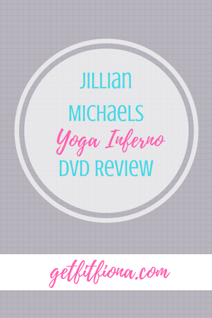 illian Michaels Yoga Inferno DVD Review