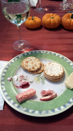 Birthday Wine and Cheese October 21 2014