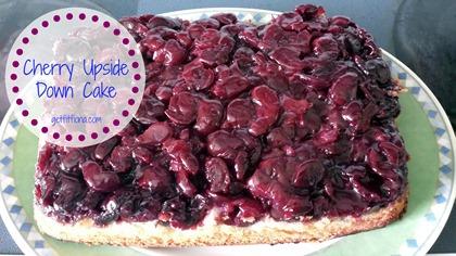 Upside Down Cherry Cake August 7 2014 (4) Pinterest