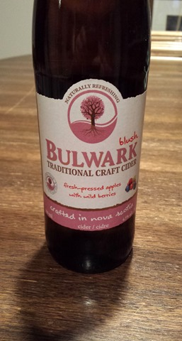 Bulwark Cider March 2015