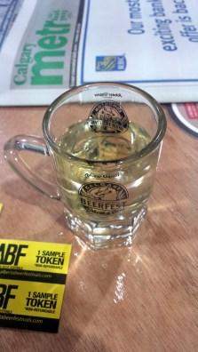 Calgary International Beer Fest 2015 Pommie Apple Cider  (13)