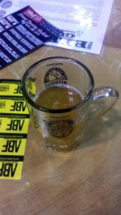Calgary International Beer Fest 2015Schofferhofer Radler