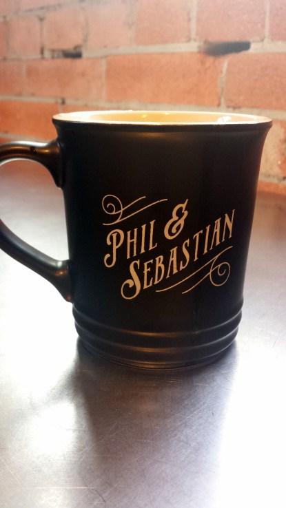 Phil and Sebastian Coffee