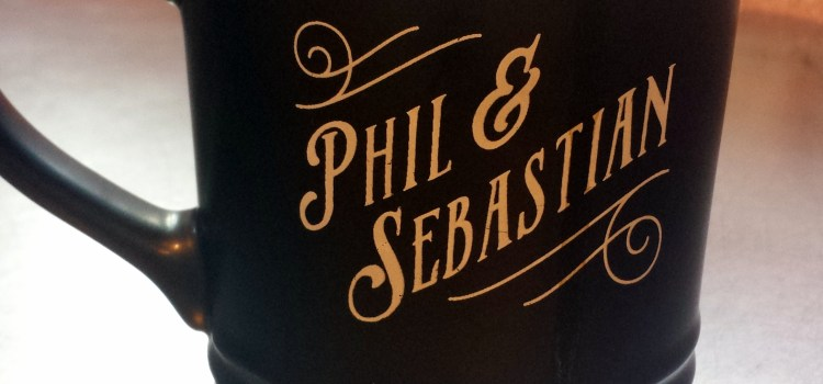 Phil and Sebastian Coffee