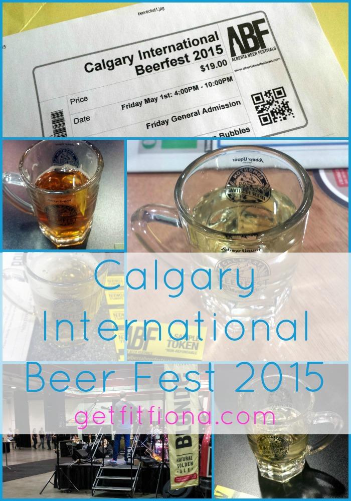 Calgary International Beer Fest 2015