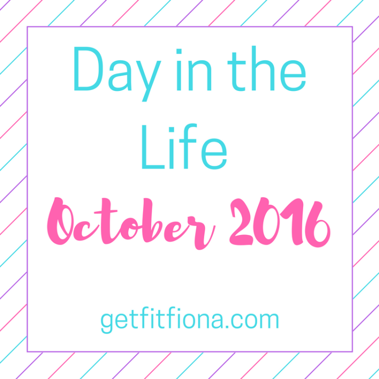 Day in the Life October 2016