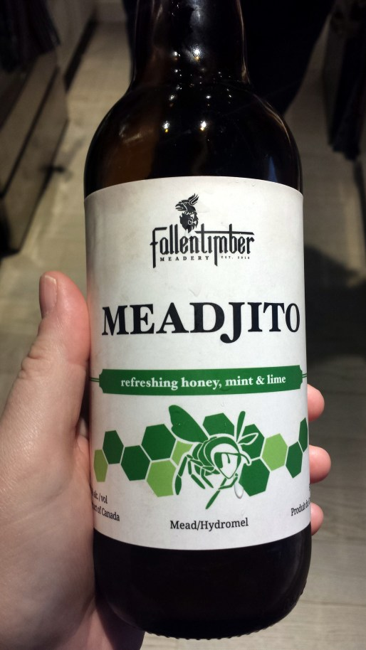 Fallen Timber Meadery Meadjito