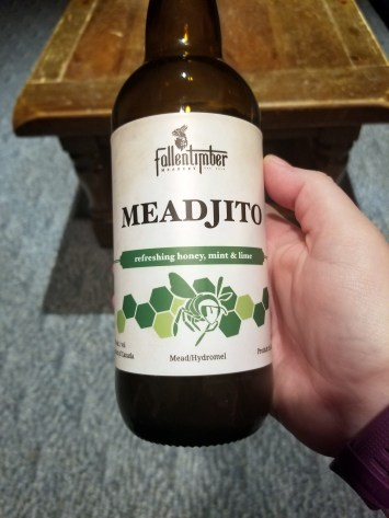 Fallentimber Meadery Meadjito