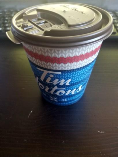 Tim Horton's Hot Chocolate